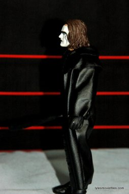 Sting figure WWE Mattel Defining Moments - jacket on left side