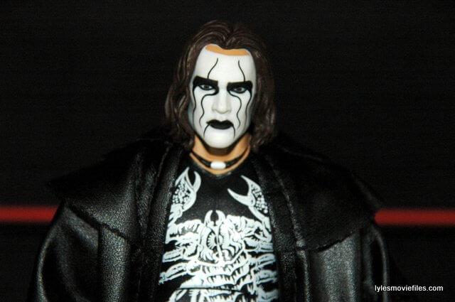 Sting figure WWE Mattel Defining Moments - main pic
