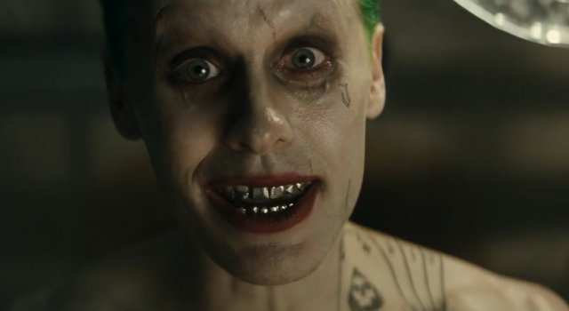 Suicide Squad - Comic-Con -Jared Leto as The Joker