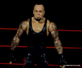 Wrestlemania 30 Undertaker Mattel -front no jacket