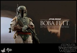 Boba Fett Hot Toys figure -calm at Jabba's palace