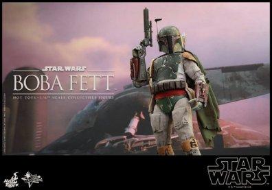 Boba Fett Hot Toys figure - main pic