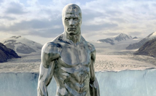 Fantastic 4 Rise of the Silver Surfer - Silver Surfer
