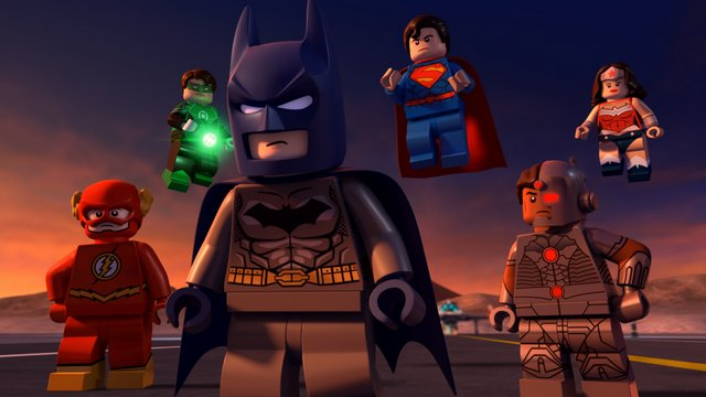 Justice League Attack of the Legion of Doom - Justice League