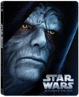 Star Wars steelbook -Return of the Jedi
