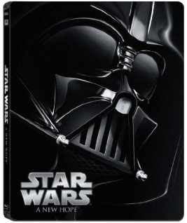Star Wars steelbook - Star Wars A New Hope