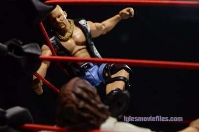 Stone Cold Steve Austin Hall of Fame -stomping Mankind