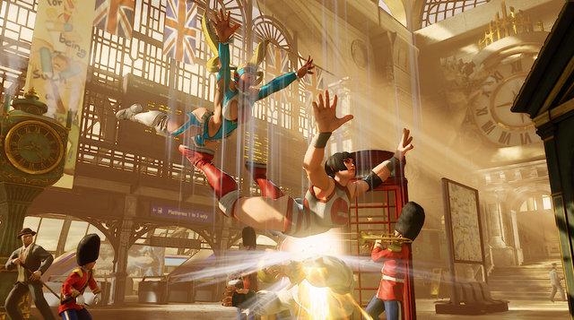 Street Fighter V - R. Mika - _body_splash.