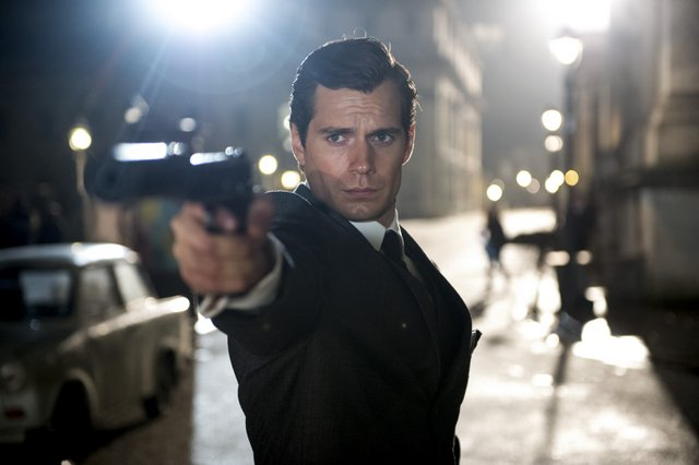 The Man from UNCLE - Henry Cavill