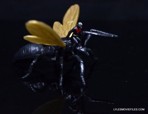 Ant-Man Marvel Legends figure review - mini Ant-Man