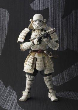 Ashigaru Stormtrooper - holding gun
