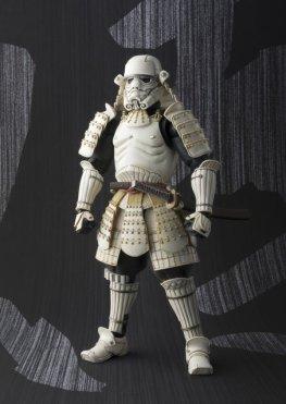 Ashigaru Stormtrooper - side detail