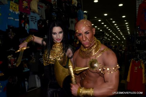 Baltimore Comic Con 2015 cosplay - 300 Rise of an Empire