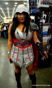 Baltimore Comic Con 2015 cosplay - Assassin's Creed