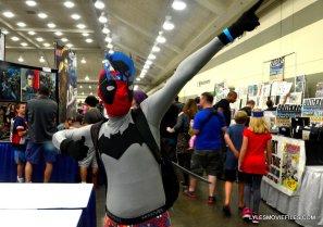Baltimore Comic Con 2015 cosplay -Deadpool as Batman
