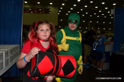 Baltimore Comic Con 2015 cosplay -Harley and Hydra