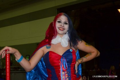 Baltimore Comic Con 2015 cosplay -Harley Quinn New 52