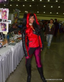 Baltimore Comic Con 2015 cosplay - Harley Quinn