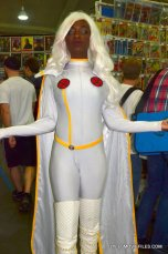 Baltimore Comic Con 2015 cosplay -Maki Roll as Storm