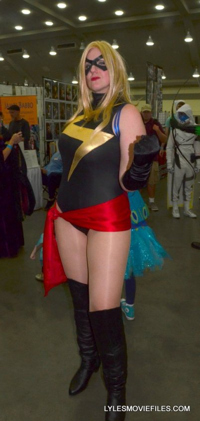 Baltimore Comic Con 2015 cosplay - Ms Marvel