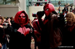 Baltimore Comic Con 2015 cosplay -Red Hoods