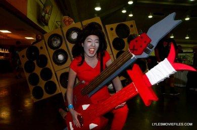 Baltimore Comic Con 2015 cosplay - rock on
