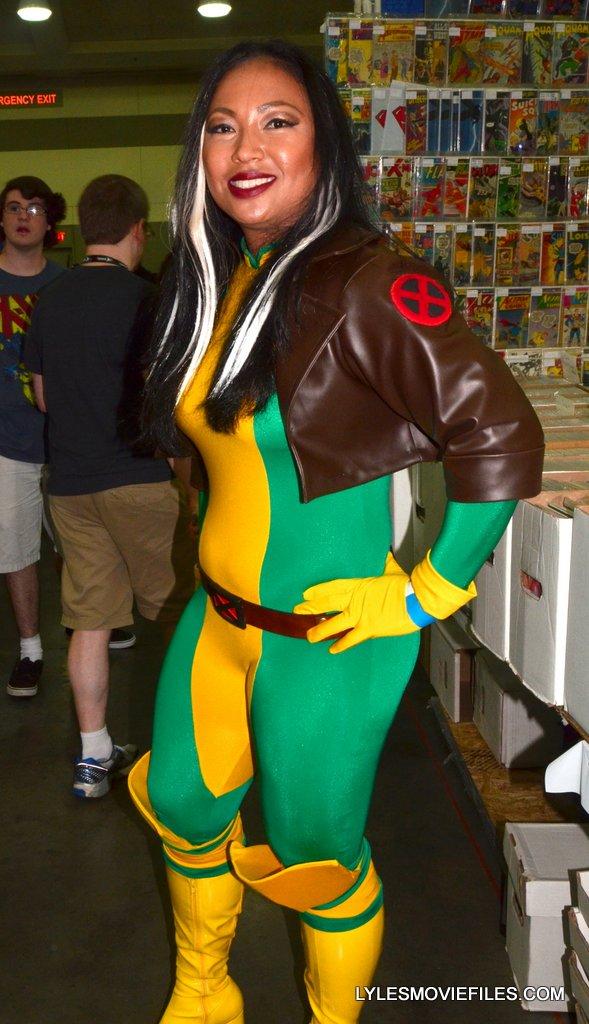 Baltimore Comic Con 2015 cosplay -Rogue X-Men 1
