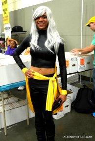 Baltimore Comic Con 2015 cosplay -Storm