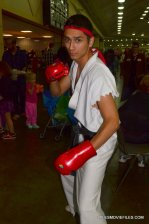 Baltimore Comic Con 2015 cosplay - Street Fighter Ryu