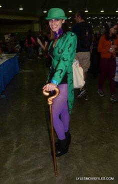 Baltimore Comic Con 2015 cosplay - The Riddler