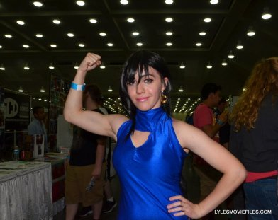 Baltimore Comic Con 2015 cosplay -Tifa Final Fantasy