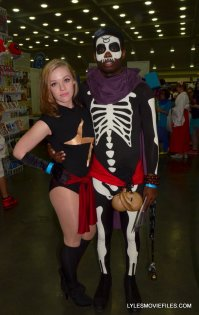 Baltimore Comic Con 2015 cosplay -Warbird and Brother Vodoo
