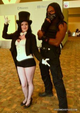 Baltimore Comic Con 2015 cosplay - Zatanna and Roman Reigns