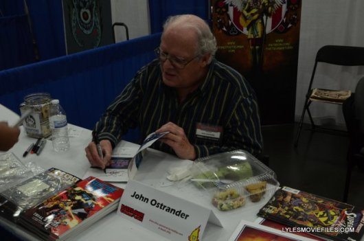 Baltimore Comic Con 2015 -John Ostrander