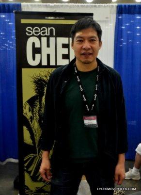 Baltimore Comic Con 2015 -Sean Chen