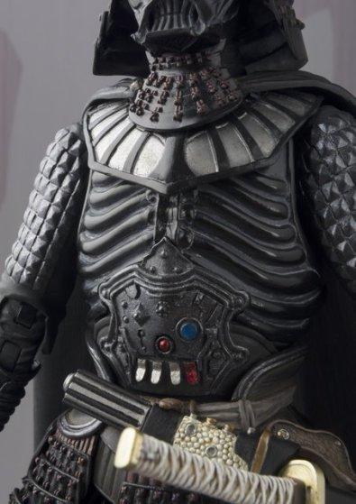 Daisho Darth Vader -armor detail