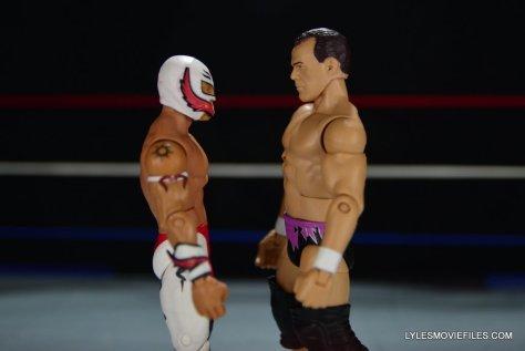 Dean Malenko WWE Elite 37 - face off with Rey Mysterio Jr.