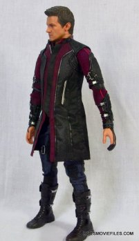 Hawkeye Hot Toys Avengers Age of Ultron - left side