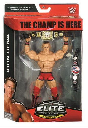 John Cena WWE debut - front package