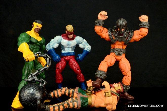Marvel Legends Bulldozer review - Wrecking Crew beat down Hercules