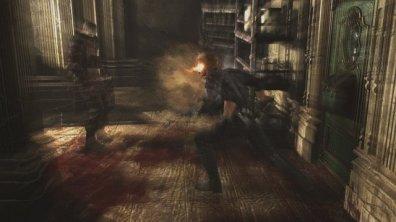 Resident Evil 0 - Albert Wesker attacks