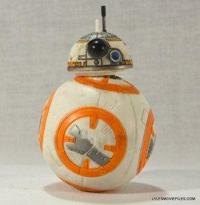 Star Wars Black Series Force Awakens Rey and BB-8 -BB-8 straight on