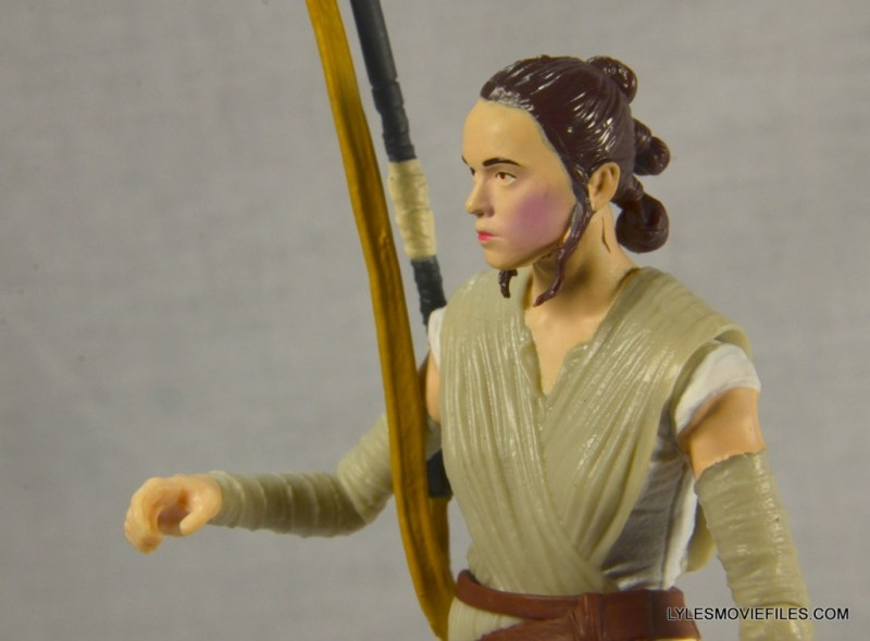 Star Wars Black Series Force Awakens Rey and BB-8 -left detail