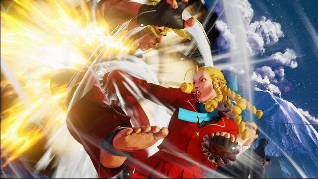 Street Fighter V - Karin -ca_hit