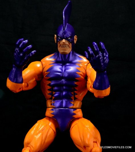 Tiger Shark Marvel Legends - battle pose