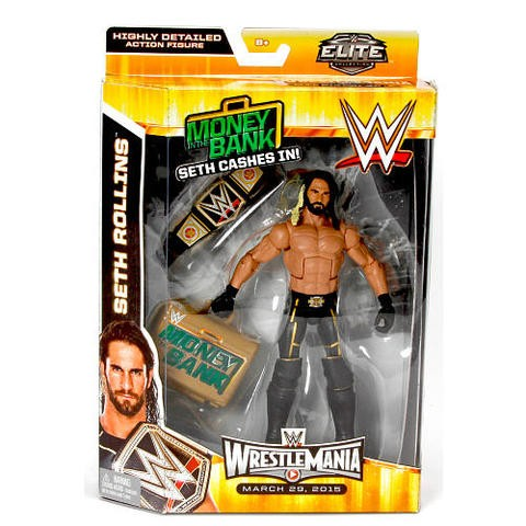 TRU Seth Rollins exclusive - front package