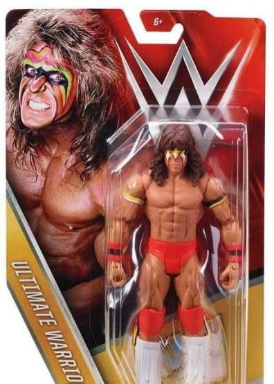 Ultimate Warrior basic