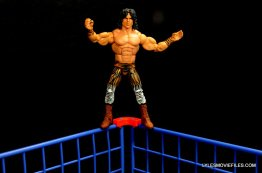 Wicked Cool Toys authentic classic cage -Superfly on top of cage
