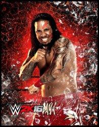 WWE 2K16 -Jey Uso