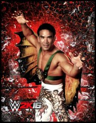 WWE 2K16 -Ricky Steamboat